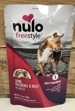 Nulo Nulo FreeStyle 2.8oz Grain Free Dog Lamb, Mackerel & Kelp