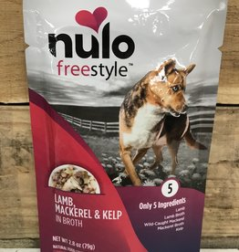 Nulo Nulo FreeStyle 2.8oz Grain Free Dog Lamb, Mackerel & Kelp