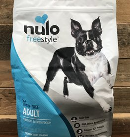 Nulo FreeStyle 4.5# Grain Free Adult Salmon & Peas