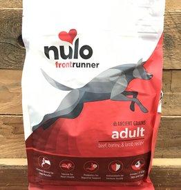 Nulo Nulo Frontrunner 3#Adult Dog Beef, Barley & Lamb