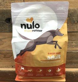 Nulo Nulo Frontrunner 3# Adult Dog Chicken, Oats & Turkey