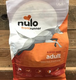 Nulo Nulo Frontrunner 3# Adult Dog Turkey, Trout & Spelt