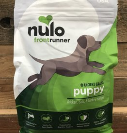 Nulo Nulo Frontrunner 3# Puppy Chicken, Oats & Turkey