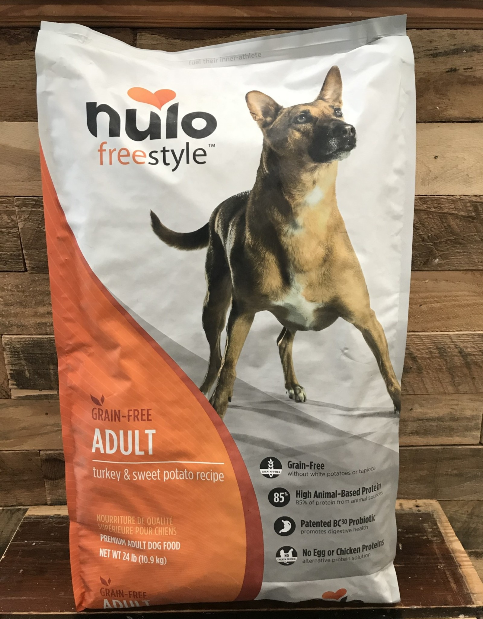 Nulo Nulo FreeStyle 24# Grain Free Adult Turkey & Sweet Potato