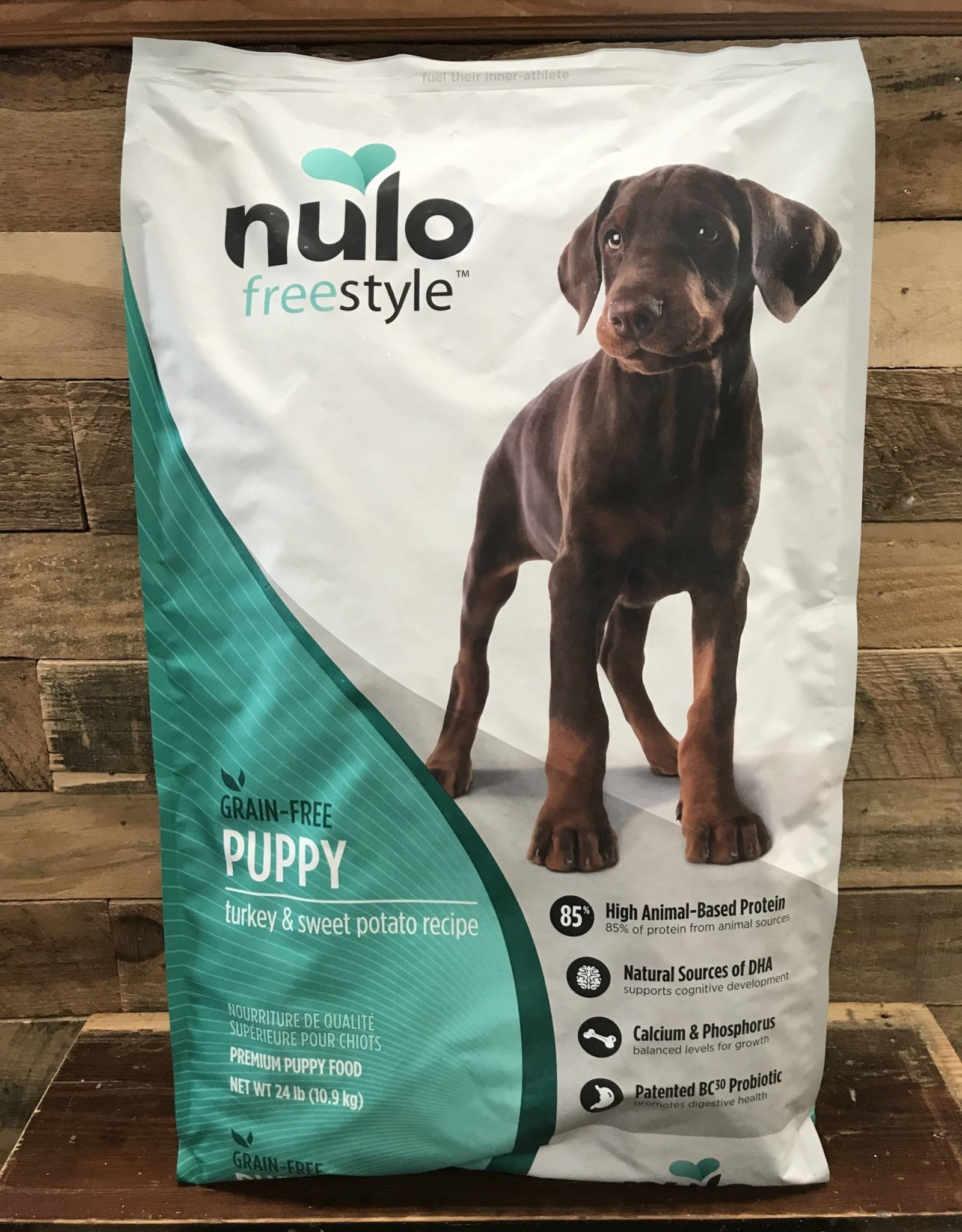 Nulo Nulo FreeStyle 24# Grain Free puppy Turkey & Sweet Potato