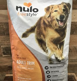 Nulo Nulo FreeStyle 24# Grain Free Adult Trim Cod & Lentils