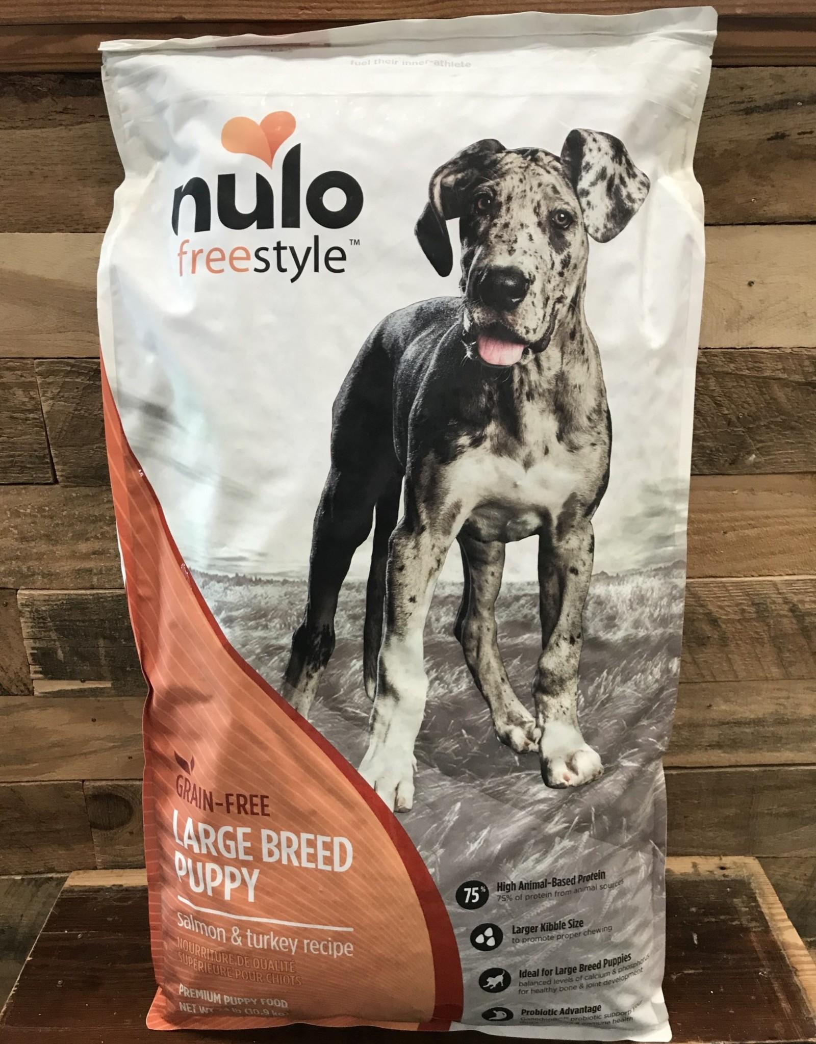 Nulo Nulo FreeStyle 24# Grain Free Large Breed Dog Salmon & Turkey