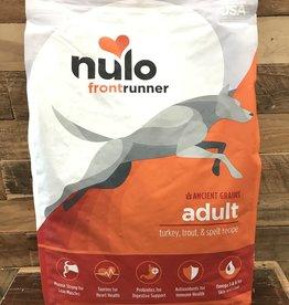 Nulo Nulo Frontrunner 23# Adult Dog Turkey, Trout & Spelt
