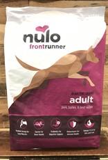 Nulo Nulo Frontrunner 23# Adult Dog Pork, Barley & Beef