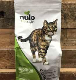Nulo Nulo FreeStyle 2# Grain Free Indoor Cat Duck & Lentils