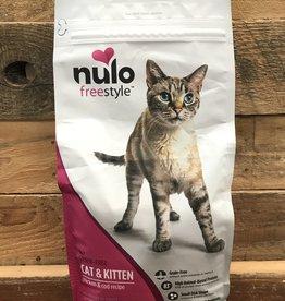 Nulo Nulo FreeStyle 2# Grain Free Cat & Kitten Chicken & Cod