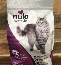 Nulo Nulo FreeStyle 5# Grain Free Hairball Management Turkey & Cod