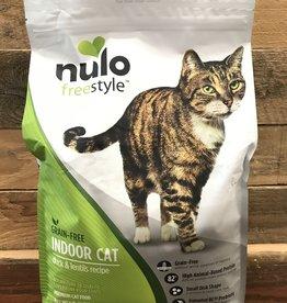 Nulo Nulo FreeStyle 5# Grain Free Indoor Cat Duck & Lentils
