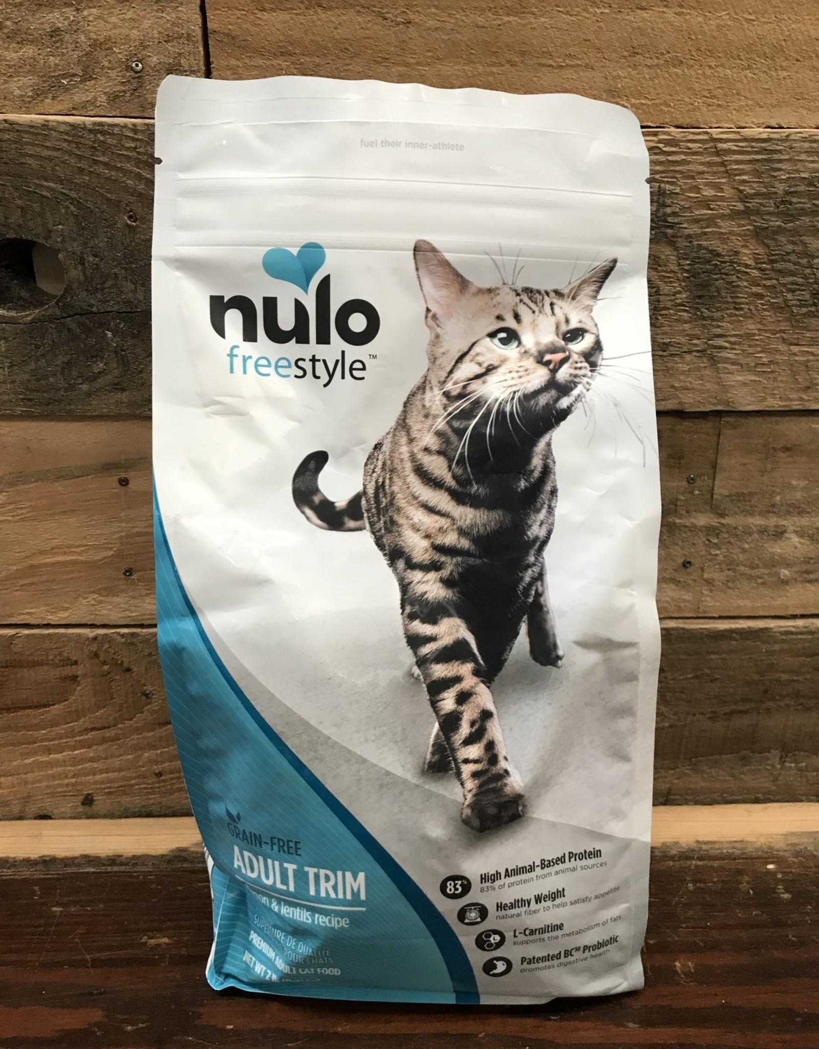 Nulo Nulo FreeStyle 2# Grain Free Adult Trim Salmon & Lentils