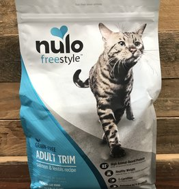 Nulo Nulo FreeStyle 5# Grain Free Adult Cat Trim Salmon & Lentils