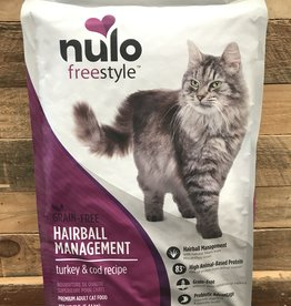 Nulo Nulo FreeStyle 12# Grain Free Hairball Management Turkey & Cod cat