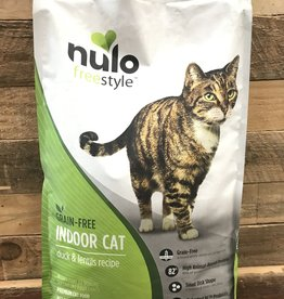 Nulo Nulo FreeStyle 12# Grain Free Indoor Cat Duck & Lentils