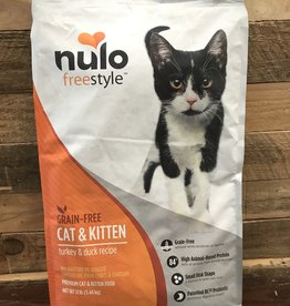 Nulo Nulo FreeStyle 12# Grain Free Cat & Kitten Turkey & Duck