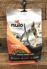 Nulo Nulo FreeStyle 5oz Grain Free Dog Freeze Dried Turkey