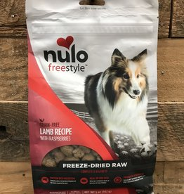 Nulo Nulo FreeStyle 5oz Grain Free Dog Freeze Dried Lamb