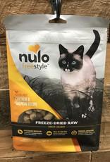 Nulo Nulo FreeStyle 3.5oz Grain Free Cat Freeze Dried Chicken & Salmon