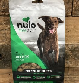 Nulo Nulo FreeStyle 5oz Grain Free Dog Freeze Dried Duck