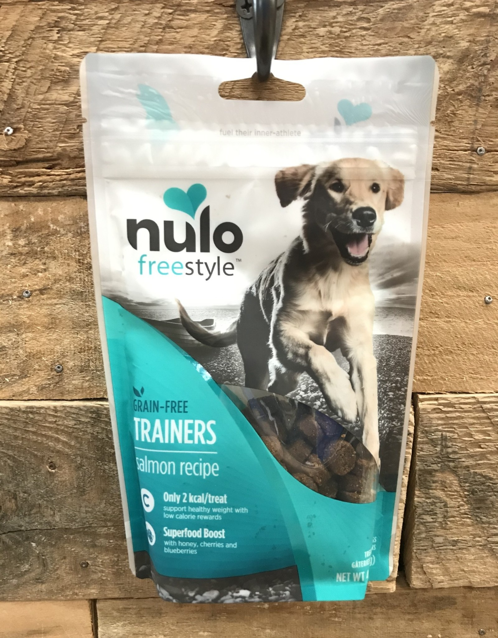 Nulo Nulo FreeStyle 4oz Grain Free Dog Training Treat Salmon