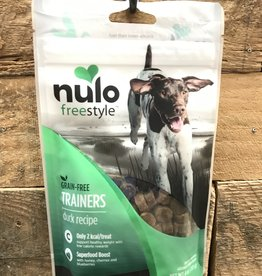 Nulo Nulo FreeStyle 4oz Grain Free Dog Training Treat Duck