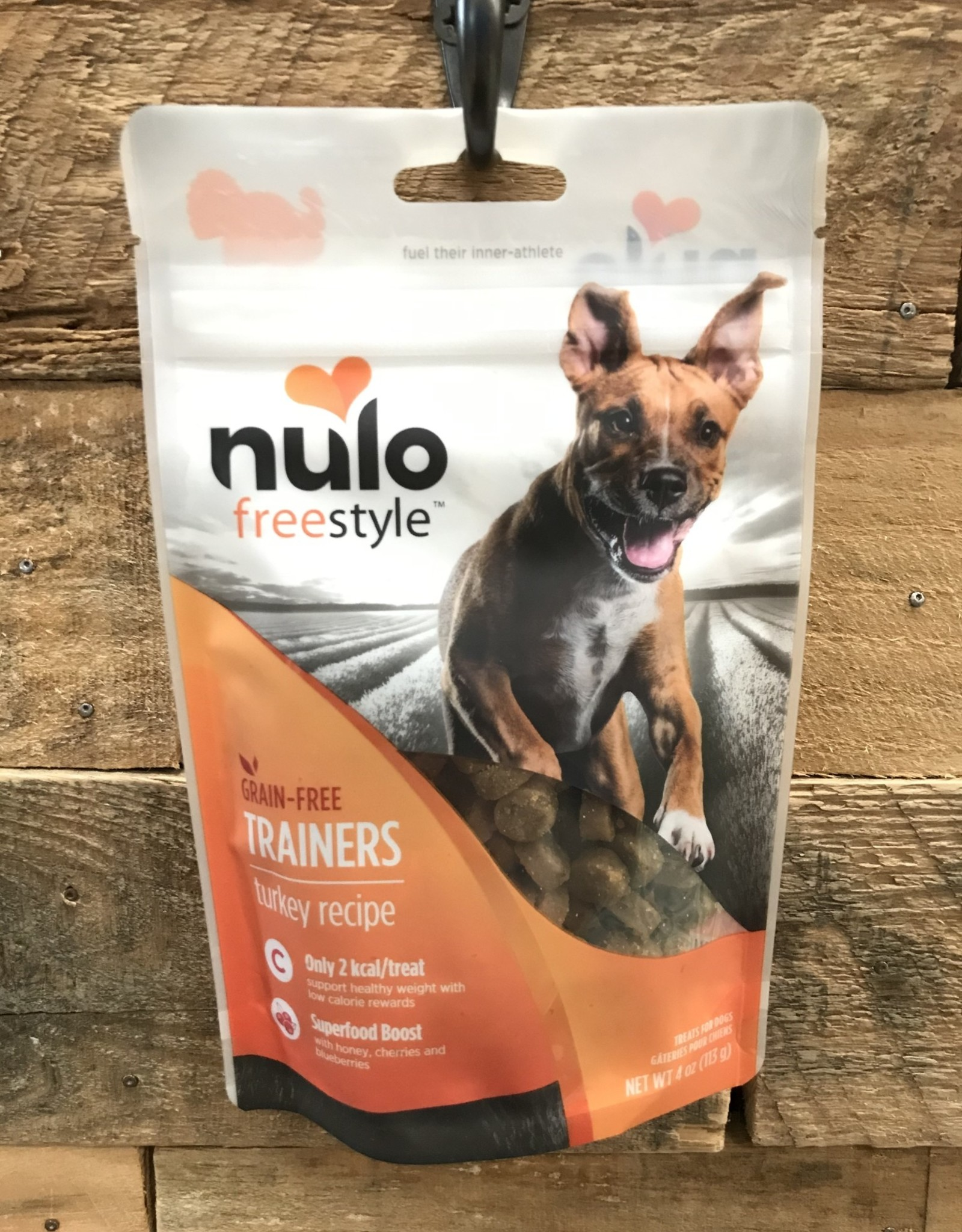 Nulo Nulo FreeStyle 4oz Grain Free Dog Training Treat Turkey