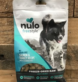 Nulo Nulo FreeStyle 5oz Grain Free Dog Freeze Dried Salmon
