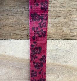 Lupine Plum Blossom - Collar & Leashes dog