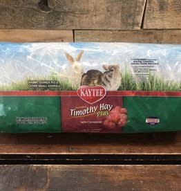 Kaytee 24 OZ. TIMOTHY HAY PLUS CRANBERRY