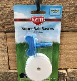 Super Pet  1 PK. WHITE SUPER SALT SAVORS W/HOLD