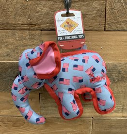Worthy Dog Toy Worthy Dog Toy Elephant Large