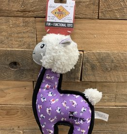 Worthy Dog Toy Worthy Dog Toy Llama Large