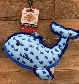 Worthy Dog Toy Worthy Dog Toy Whale Large