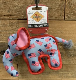 Worthy Dog Toy Worthy Dog Toy  Elephant Small