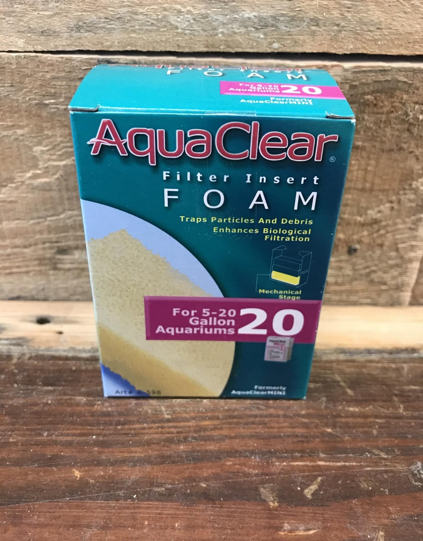 Hagen AquaClear 20 Foam
