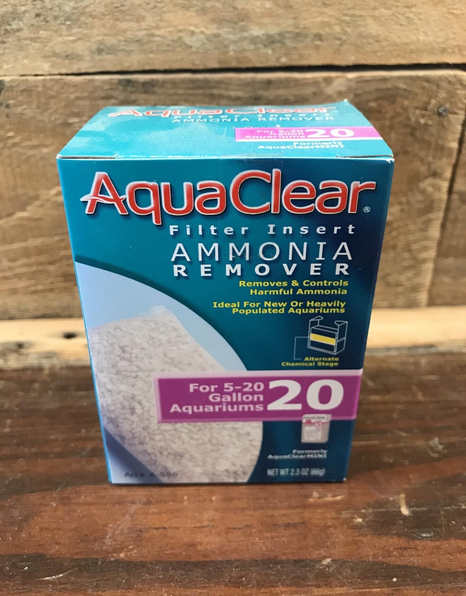 Hagen AquaClear 20 Ammonia Remover, 2.1 oz