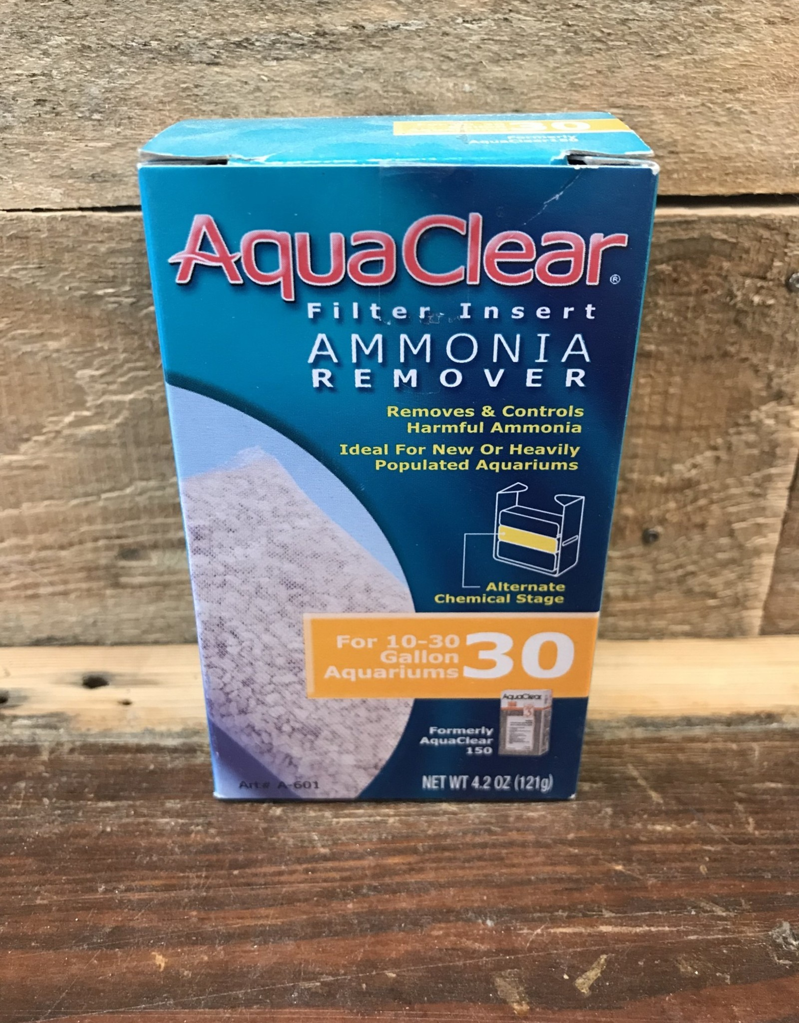 Hagen AquaClear 30 Ammonia Remover, 3 7/8 oz