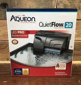 Aqueon Aqueon QUIET FLOW FILTER 20