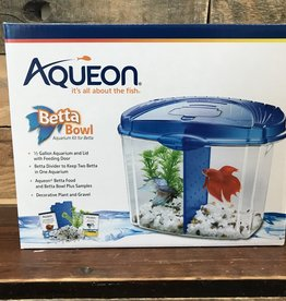 Aqueon Aqueon .5 BETTA BOWL STARTER KIT