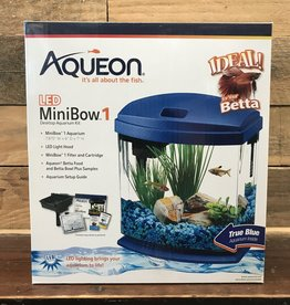 Aqueon AQUEON MINI BOW 1 AQ. KIT - BLACK