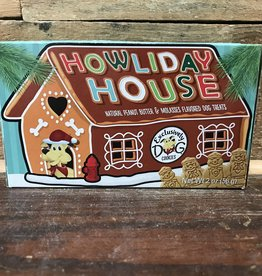 Xms Howliday House Gingerbread Cookies