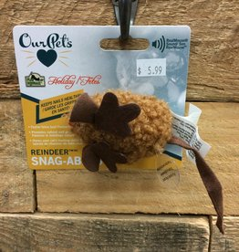 OUR PETS Xms Our Pets Snag-able Reindeer Mouse