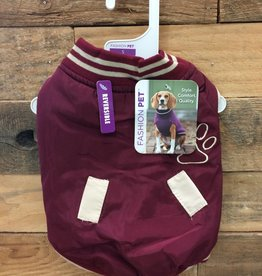 Fashion Pet Reversible Varsity Jacket Small