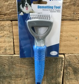 Petcrest Dog Dematting Rake