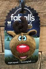 Fab Dog XMS Fab Dog Faballs Reindeer Small