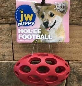 JW JW Puppy Hol-ee Football Small Assorted
