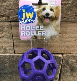 JW JW Puppy Hol-ee Roller Small Assorted